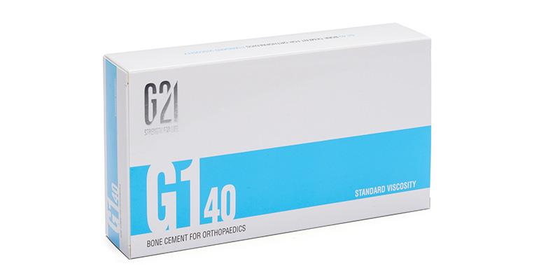 G21 - Ortopedia - Cemento osseo G140