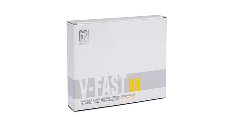 G21 - V-FAST™ DH cemento osseo a bassa viscosità