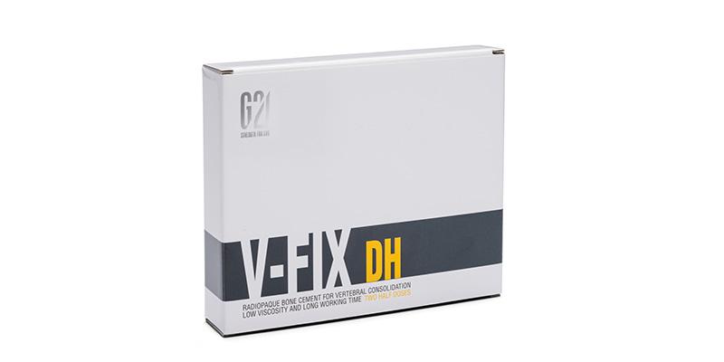 G21 - V-FIX™ DH cemento osseo a bassa viscosità