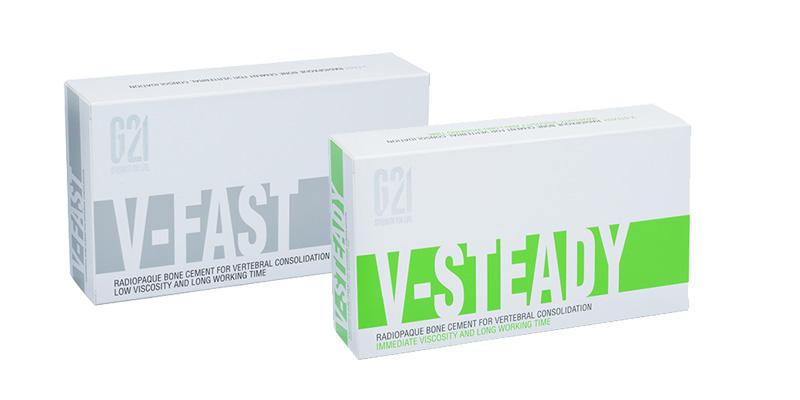 G21 - Vertebral consolidation - Bone Cements